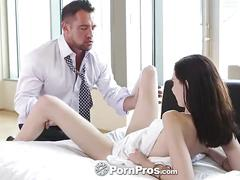 Hd pornpros - hannah hartman has a lean smooth body for johnny