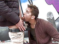 outdoor, public, blowjob, gays, hunk, hot gays, out in public, big daddy, boris, mike xxxxxxxx