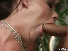 anal, brunette, threesome, penetration, pornstars, double, anal-hd