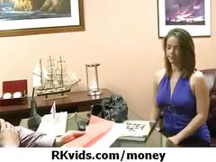Money talks - sexy girl fucking 11