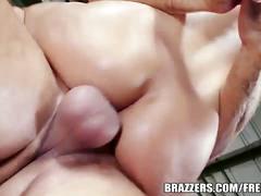 Mischa brooks nailed after massage
