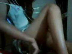Indonesian girl cam show horny
