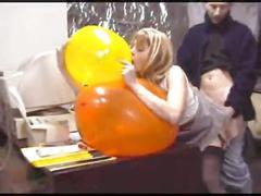 Balloon sex