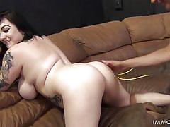 big tits, babe, big boobs, fingering, tattooed, black hair, pussy rubbing, boobs grope, nipple sucking, fat, measuring, titterific, immoral live, scarlet lavey