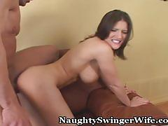 My swinger wife is stacked!
