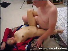brunette, asian, hardcore, pussy, tight pussy, korean, shaved pussy, amateur, webcam, homemade, black hair, reality, missionary