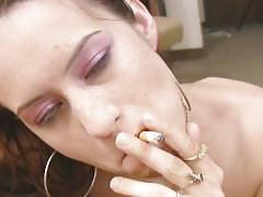 Smoking blowjob 2