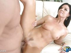 Milf india summer fucks for facial