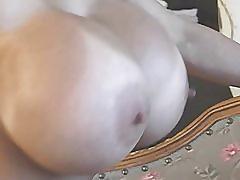 Minka's huge tits