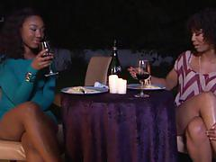 Chanel heart and misty stone could tell from the very beginning, they were...
