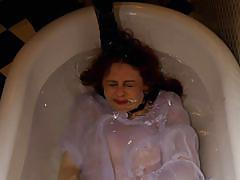 milf, latex, torture, redhead, domination, bathtub, lust cinema, venus o'hara