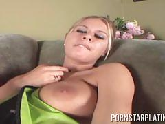 riley evans, big tits, blonde, busty, babe, pussy, masturbation, stockings, toys, dildo, tight pussy, shaved pussy, big boobs, huge tits, beauty, fishnets, masturbating