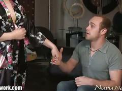 Brandon nash gets nuru massage from angelina mylee