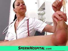 cumshot, sperm, european, milf, handjob, uniform, high-heels, jizz, jerking, legs, reality, hospital, tugjobs, cougar, cfnm, medical, cum-on-tits, female-doctor, mom-boy, sexy-nurse
