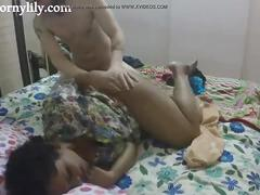 Indian sex maid fucked by her master