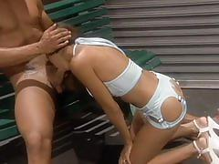 Shy love aka filthy whore - scene 5
