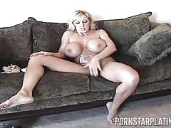 Pornstarplatinum brings pornstar fantasia big tit solo