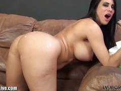 Brazilian milf drilled by a black dude