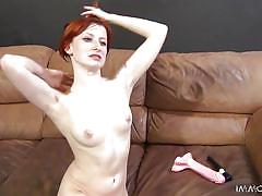 A new challenge for redhead slut