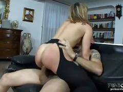 Italian whore does anal