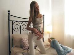 Teens fucking with creampie