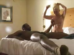 2 black cocks & rikki