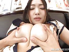 milf, japanese, teacher, big boobs, brunette, pov, breast fondling, jp teacher, all japanese pass