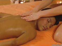 Lesbians hot tao massage relaxation