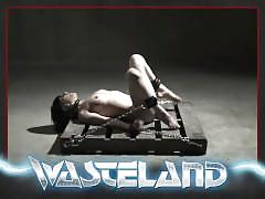 Wasteland bondage sex movie -  loving cock (pt 2)