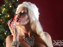 Nikita von james celebrates christmas her way