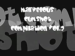 Marvelous cumshot compilation vol.2