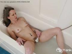 cum, milf, amateur, masturbation, solo, shower, fit, cumming, softcore, orgasm, climax, orgasmo, orgasmus, hard-nipples, orgame, tub-play