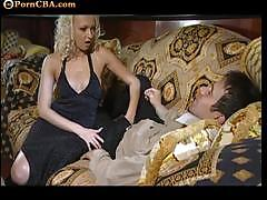 Blondie enjoys one hot and sexy romantic sex