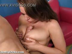 Glorious huge tits get fucked!