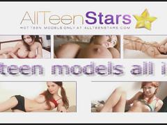 All teen stars- all best teen models playing.