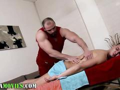 massage, bareback, muscle, anal, fucking, hardcore, sucking, masturbation, oral, stud