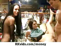 Public nudity and hot sex for money 7