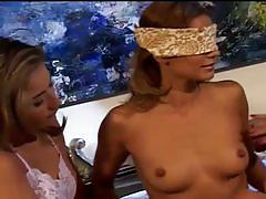 Extreme hardcore sex-three hot lesbians babe toying to each other