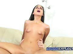 Kinky exploits christian fucks trinity st clair