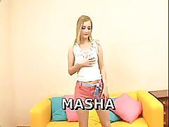 Misha, russian teen anal.