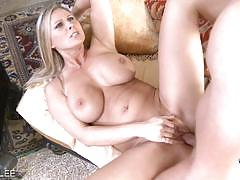 Busty devon lee riding big cock