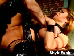 Shyla stylez's hard and erotic fuck