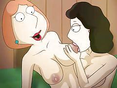 Lois fucks the neighbor bonnie
