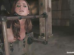 Immobilized and sexually exploited