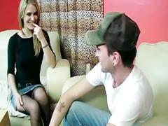 Sexy girl blowjob