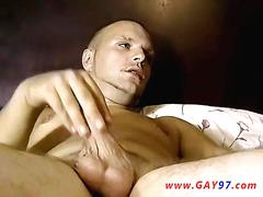 Free gay porn uncut bareback tagged jason jerks his pole