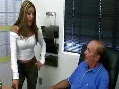 Teens office fuck
