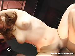 Submissive japanese milf toyed and fucked