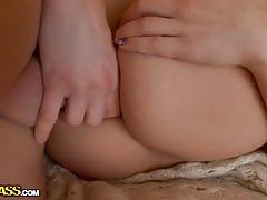 Valentine's day hardcore anal sex