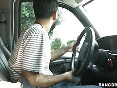 Amanda tate fucked in the bang bus